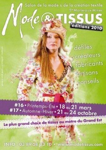 16e salon mode et tissus 2010 ste marie aux mines 67 for Salon du patchwork sainte marie aux mines