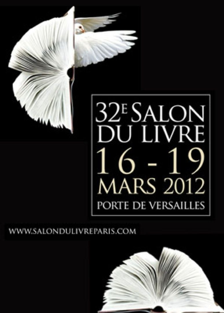 salon du livre en mars paris 75. Black Bedroom Furniture Sets. Home Design Ideas